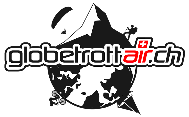 Logo Globetrottair Slide
