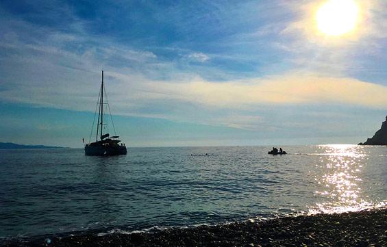 Vacances croisière en voilier en Corse