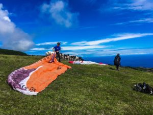 Vacances de parapente aux Açores - globetrottair.ch