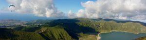 Survol d'un volcan en parapente - globetrottair.ch