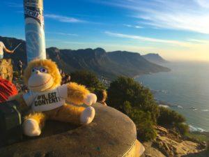Randonnée à Cape Town
