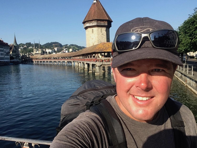 Au pont de Lucerne