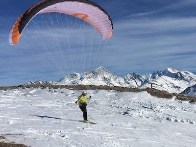 Magic Tour Parapente en Suisse