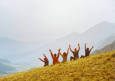 Vacances de randonnée guidées en Suisse
