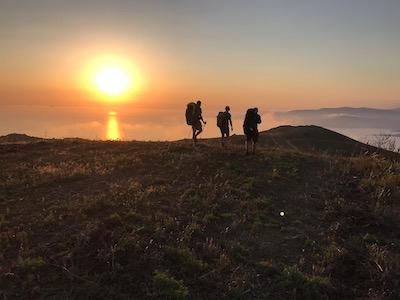 Vacances de randonnée et parapente en Corse
