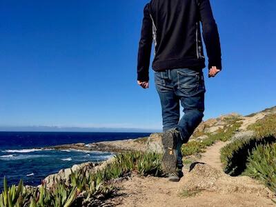 Vacances de randonnée guidées en Corse