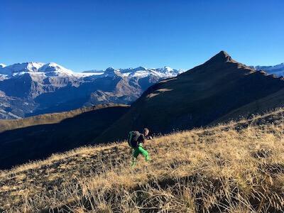 Voyage de randonnée guidées en Suisse
